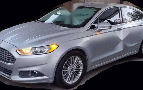Ford Fusion 2.0 Se Luxury Plus L4 trans Automática