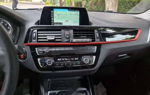 BMW 220I INTERIOR ROJO