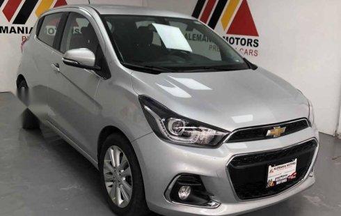 Chevrolet Spark 2018 5p LTZ L4/1.4 Aut