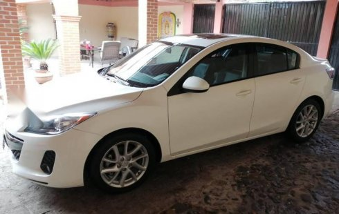 Mazda 3 Grand Touring S 2.5lts Nuevo!