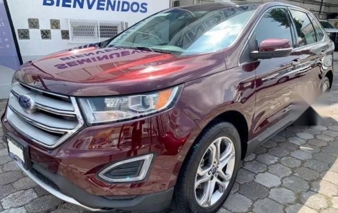 Ford Edge 2017 2.0 Titanium Ecoboost At