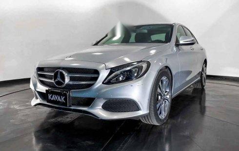 22271 - Mercedes Benz Clase C 2016 Con Garantía At