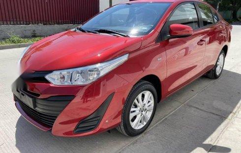 Toyota Yaris Sedan Aut 2018
