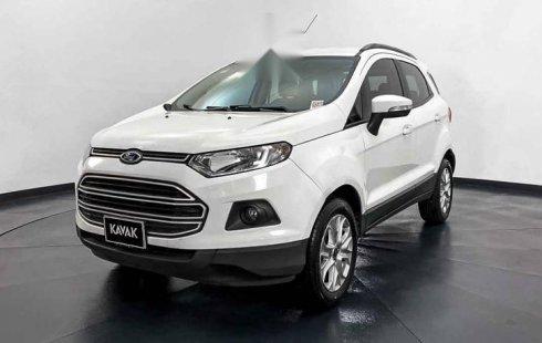 Ford Eco Sport 2014 Con Garantía Mt