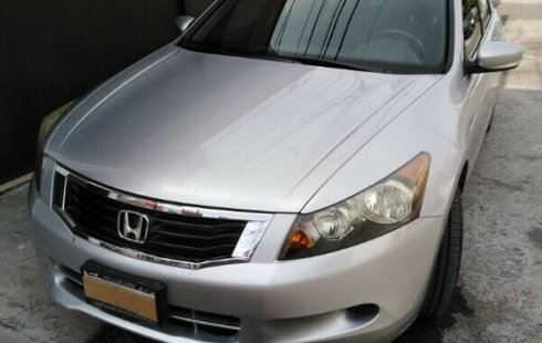 Vendo Honda Accor 2008 excelente estado
