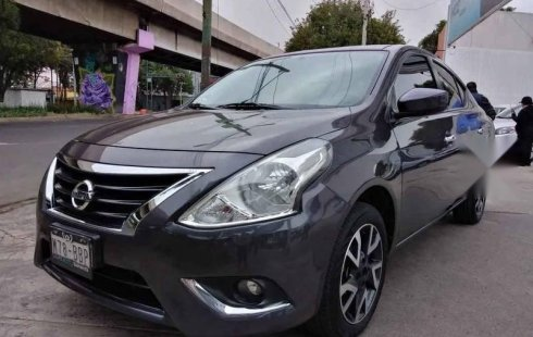 Nissan Versa 2019 4p Advance L4/1.6 Man