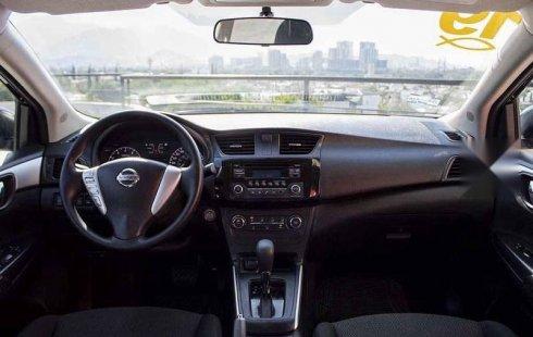 Nissan Sentra 2019 4p Sense L4/1.8 Aut