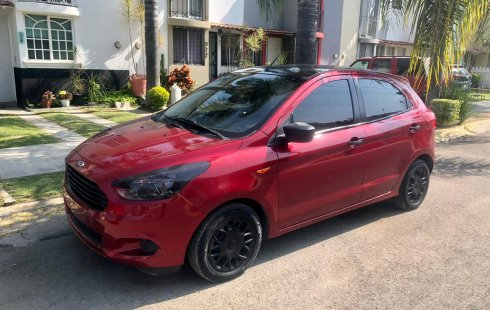 Ford Figo 1.5 Impulse Hatchback 5 Puertas 2017
