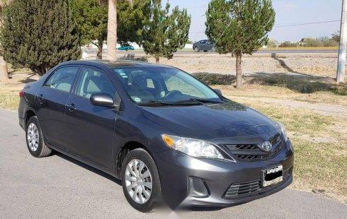Toyota Corolla estandar única dueña