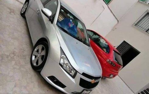 Chevrolet Cruze modelo 2012