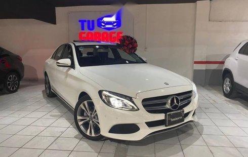 Mercedes Benz C200 2.0t Cgi Sport 2018