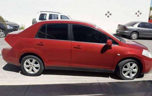 Nissan Tiida Emotion AT AC 2011