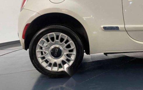 Fiat 500 2013 Con Garantía At