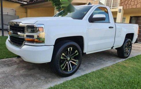 Cheyenne Silverado 6cil, Unico Dueño 2017 30milkms