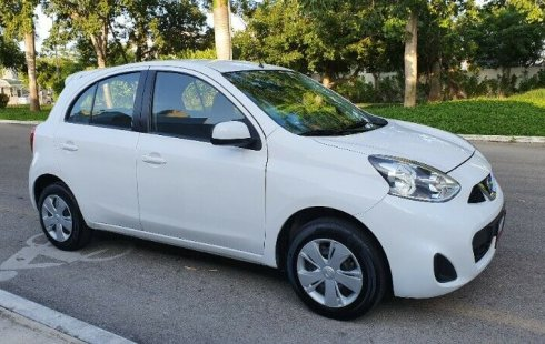 Nissan March 2018 Sense 32,000 KMS IMPECABLE AIR BAG