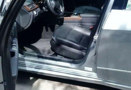 Mercedes Benz E500 Guard Vr4 Blindado