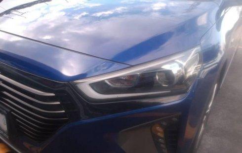 Hyundai Ioniq 2019 Limited Híbrido Piel At