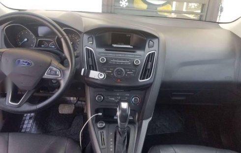 Ford Focus SE Automatico-Factura Original A Mi Nombre