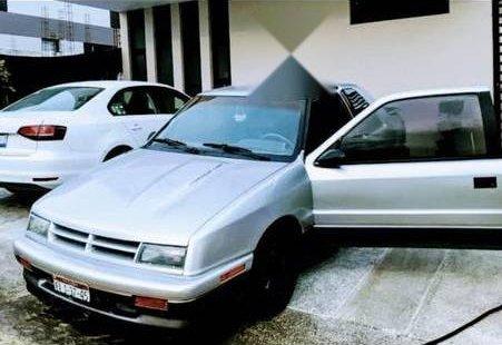 Chrysler Shadow GTS 91 (Turbo) Solo para exigentes!