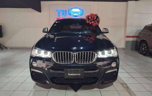 BMW X4 3.0T M40iA A/T 2017