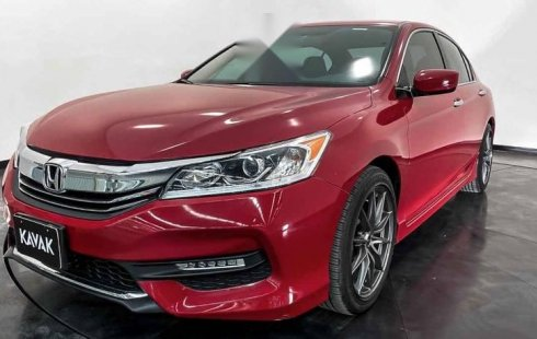 Honda Accord 2017 Con Garantía At