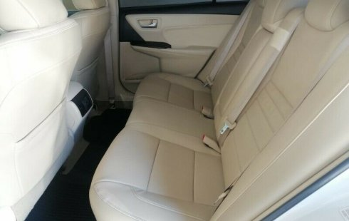 TOYOTA CAMRY 2016 XLE