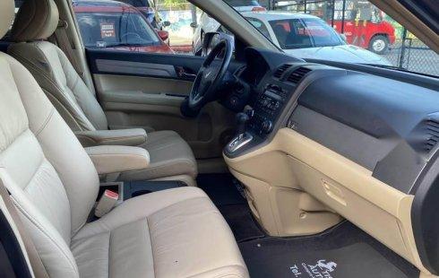 Honda Crv EXL 4x4 piel quemacocos