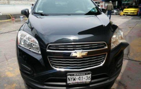 Chevrolet trax cuidada