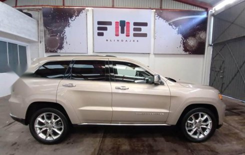 Jeep Grand Cherokee Blindada Nivel 3 2015