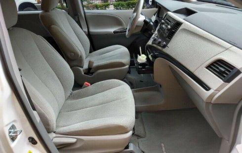 Toyota Sienna 2014 Aut Clima Elect 43 Mil Kms Semi-Nueva ¡¡ Original !!