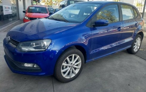 Volkswagen polo automatico 2020