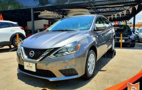 Nissan Sentra Sense CVT TITANIO 2017