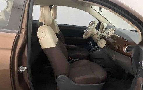 Fiat 500 2014 Con Garantía Mt