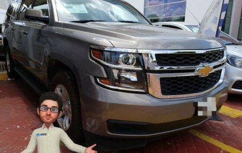 Chevrolet Suburban Lt Piel 2019