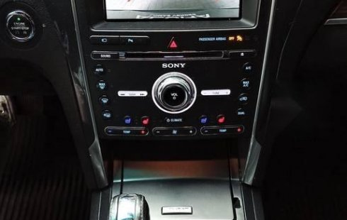 Ford Explorer 2016 V6 Limited Sync 4x4 At
