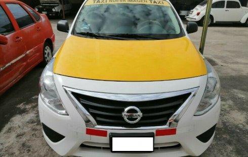 Vendo Nissan Versa con permiso