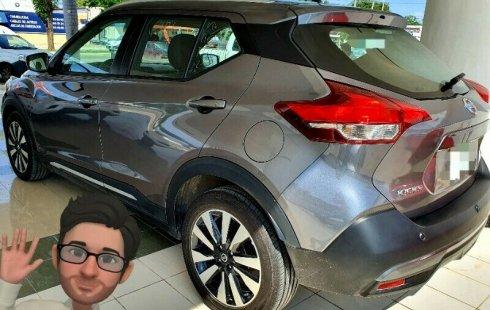 Nissan Kicks Advance Automatica 2020
