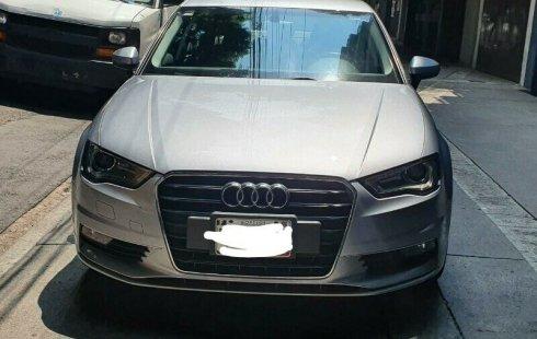 Audi A3 2016 Ambiente sedan factura agencia financiable impecable en Cuernavaca
