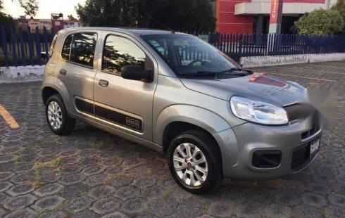 Fiat UNO 1.4 muy económico. Cambiaria