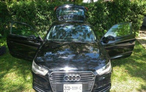 Audi A1 Negro