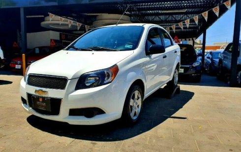 Chevrolet Aveo LS 2016 ¡¡excelente trato!!