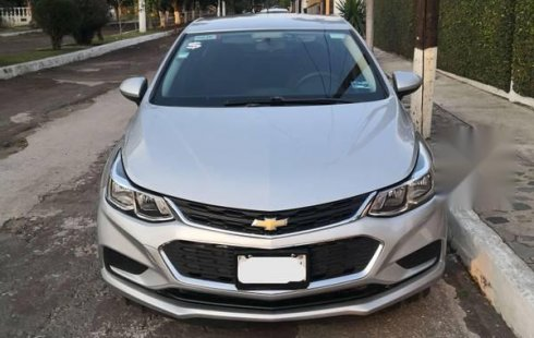 Chevrolet Cruze LS 2017 1.4turbo