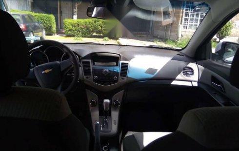 Hermoso Chevrolet Cruze 2012
