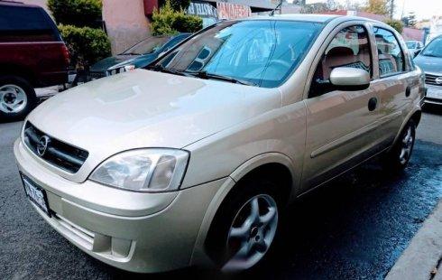 Corsa Factura de Agencia Chevrolet