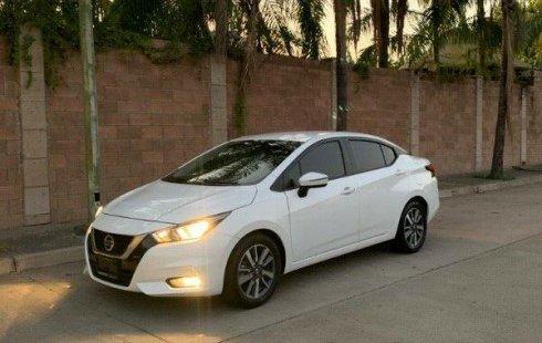 Reestrene Nissan Versa Advance 2020 10500 Kms