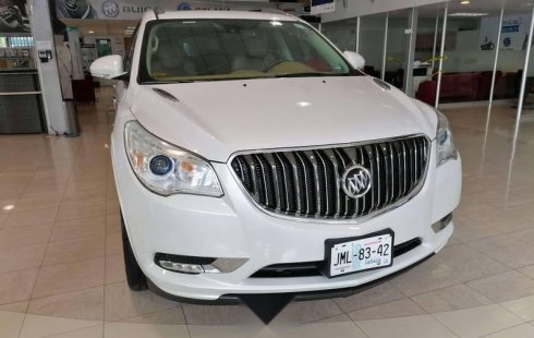 Buick Enclave Premium 2016 Blanco