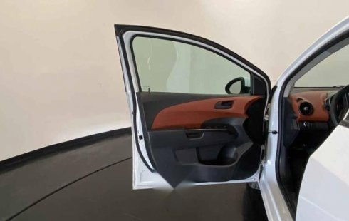 Chevrolet Sonic 2016 Con Garantía Mt