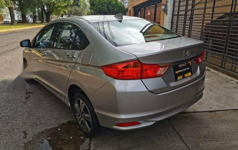 HONDA CITY EX 2014