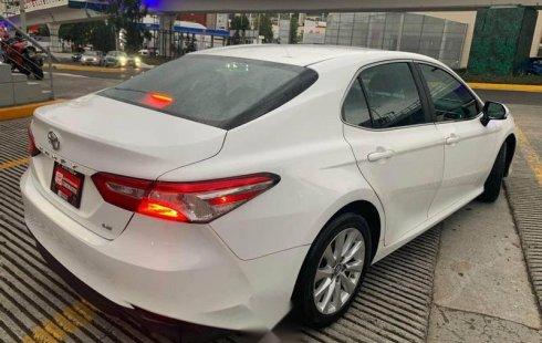 Toyota camry le cvt 2018