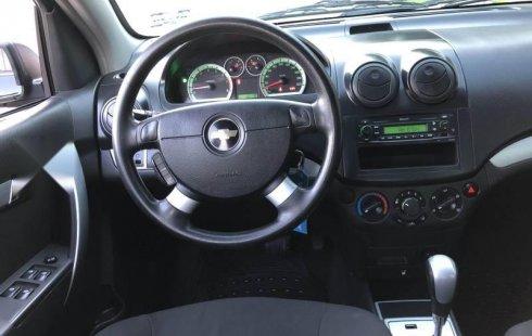 Chevrolet Aveo ltz automático factura original